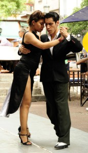 The dance of the city - The Tango*