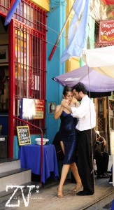 One of many Tango couples*