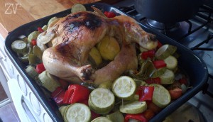 Chicken Roast for Xmas*